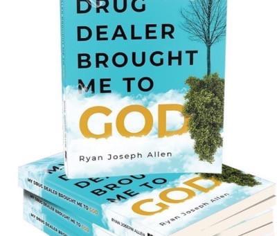 Ryan Joseph Allen talks addiction, acceptance and faith in 'My Drug Dealer Brought Me To God'.