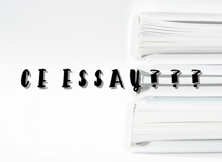 【考試】CE Essay 操唔操好?
