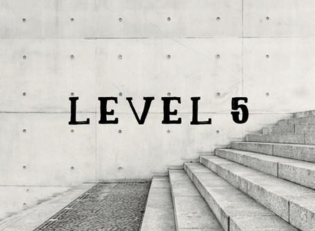 【考試】Level5?