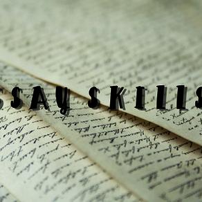 【考試】有冇Essay 技巧?