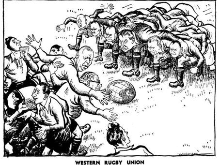 成就局限丨西方欖球聯盟