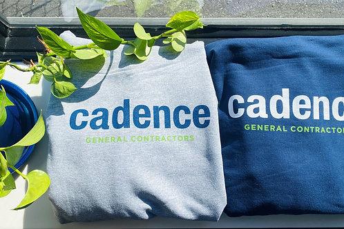 Cadence Sweatshirts (Navy/Grey)