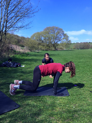 Kat Saunders Personal Training, Woodingdean, Brighton and Hove