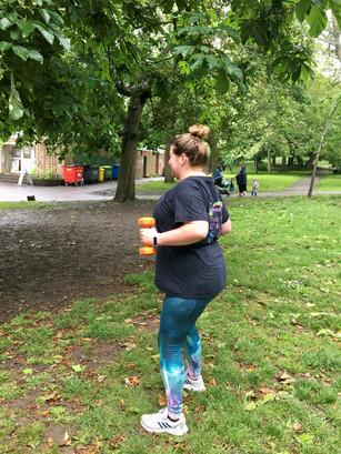Kat Saunders Personal Training, Hanover, Brighton and Hove