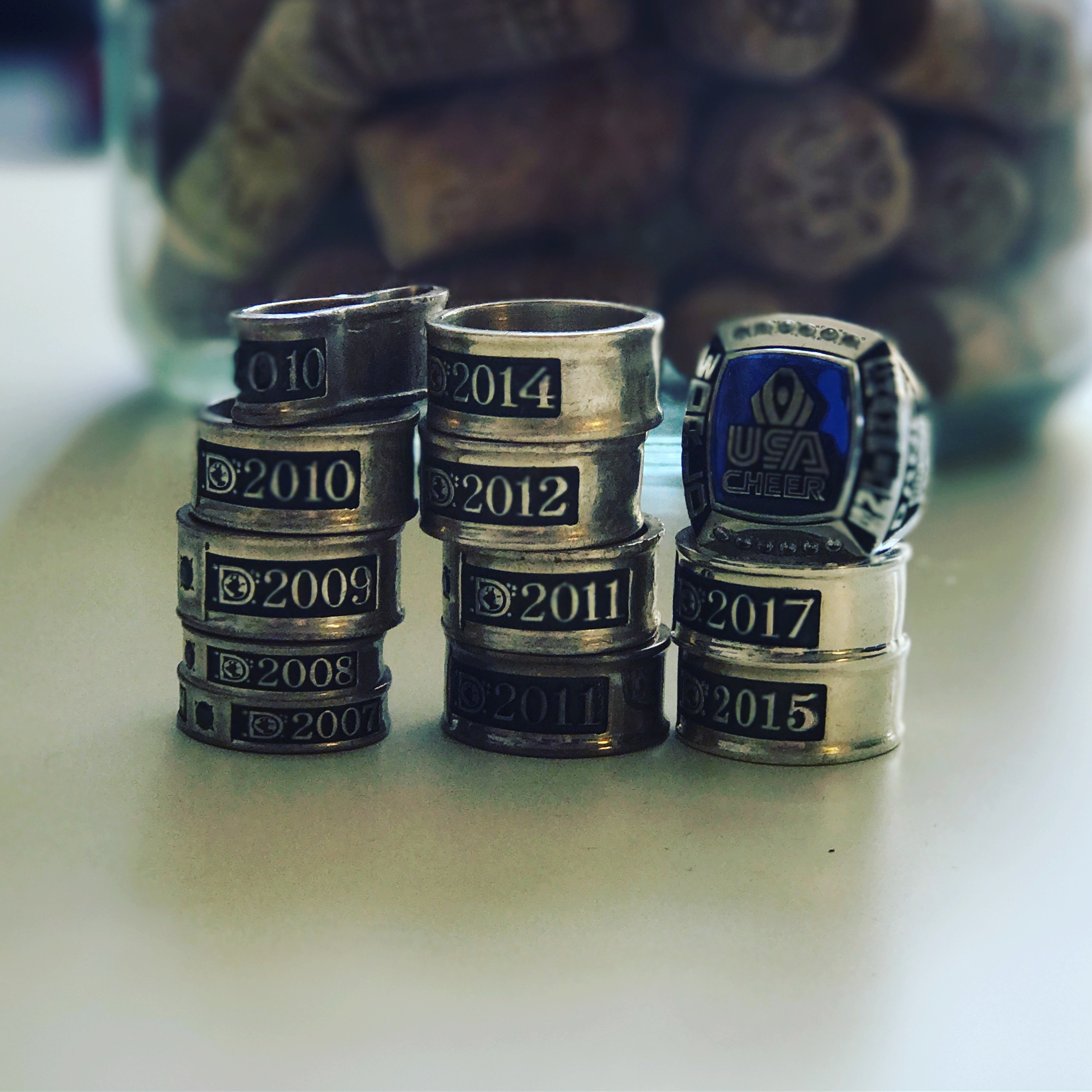 Worlds Rings