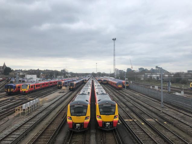 clapham junction - london