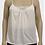 Thumbnail: Cream Jersey lace camisole vest top Size 22/24 [130]