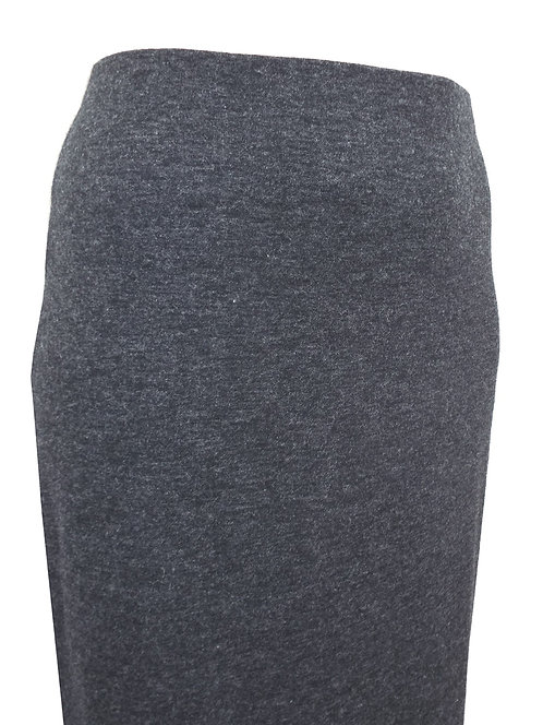 Curve Pull on Grey Marl skirt Plus Size 20 22/24 26/28 30/32 [434]