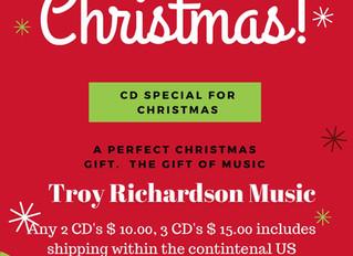 Music as a Christmas Gift
