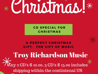 Music as a Christmas Gift