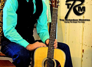 Troy Richardson is now with Copper Lily-MC1 Nashville