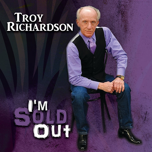 """I'm Sold Out"" CD includes tax and shipping"