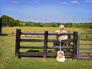 "Music and lyrics to ""I'm On That Gloryland Road"" by Troy Richardson"