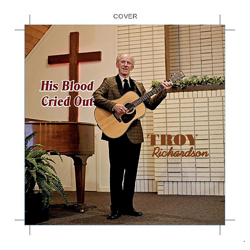 His Blood Cried Out CD includes tax and shipping