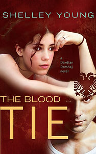 The Blood Tie by Shelley Young