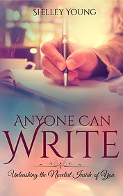 Anyone Can Write by Shelley Young