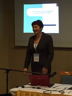 Dr Iwona Staniec (Poland)