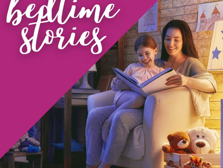 Bedtime Routines for the Win!