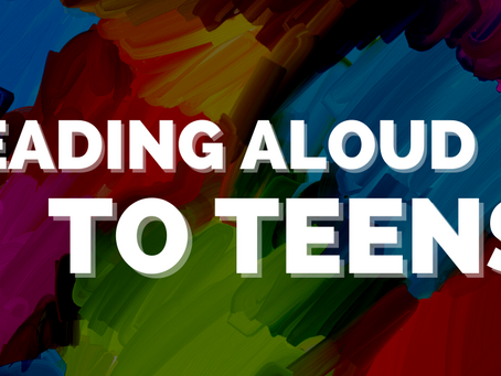 Reading Aloud to Teens