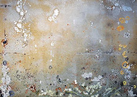 Alison Grant, Artist, Scotland - The Shape of Time