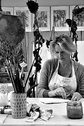 Alison Grant, Artist, Edinburgh, Scotland