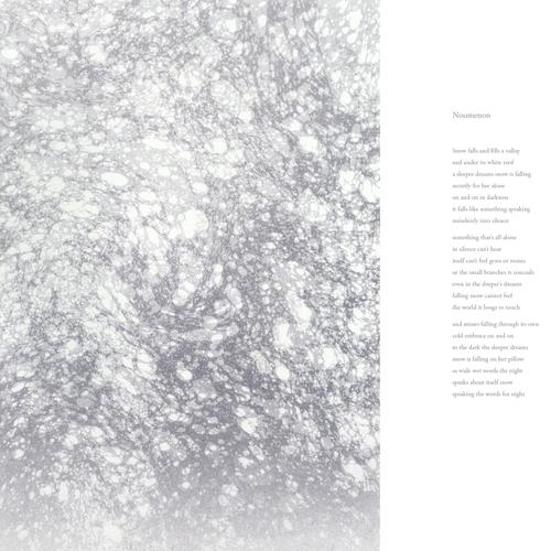 Noumenon - Lithograph, 19.5 X 27.5cm