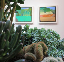 the Warburton Gallery, Warburton Gallery, Idris Murphy, Paul Martin