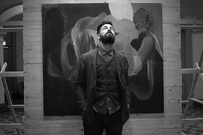 Warburton Gallery, Daniel Domig, Artist