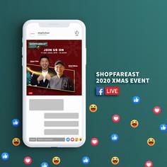 shopFarEast 2020 Xmas Event