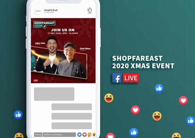 shopFarEast Xmas Event