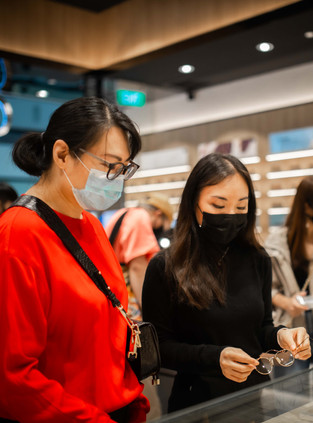 Owndays Premium Concept Store Opening