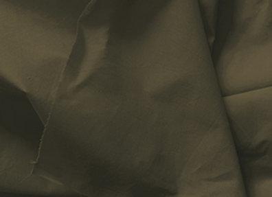 """Coton """"vert kaki"""" - 93 cm de large"""