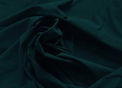 """Polyamide """"vert paon"""" - 50 cm de large"""