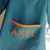 Tablier Axel