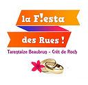 F!esta des Rues ! - fiesta des rues - St-Etienne - Tarentaize - Beaubrun - Couriot - Crêt de Roch - Maison du Crêt de Roch - Le Babet - centre social - participation des habitants - décor géant - recyclage - bouteilles plastique - bal - concert - mariage - fiançailles - scène ouverte - défilé - batucada - Hôtel de ville de St-Etienne - Barbecue Géant - Vide-grenier - ateliers de fabrication de décors - festa major de gracia - Barcelone