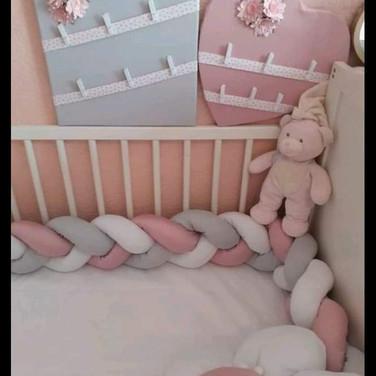 Habillage lit bébé