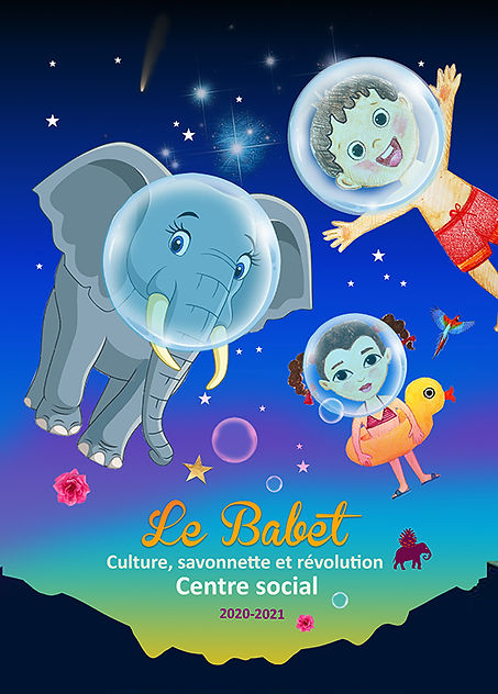 Le Babet, centre social à Saint-Etienne, Loire. Découvrez nos activités 2020-2021 !