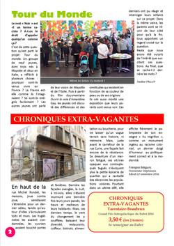 Le Petit Journal du Babet n°25