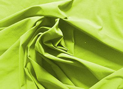 """Polyamide """"vert fluo"""" - 110 cm de large"""