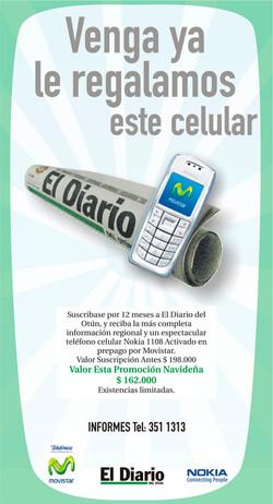 Promoción suscripcion Diario del Otú