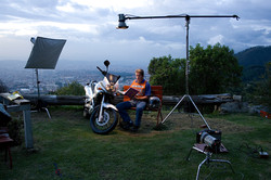 Producción fotográfica.
