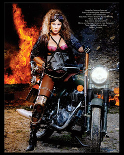Preproducción Royald-Enfield-Playboy
