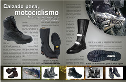 ArticuloCalzado para Motociclistas