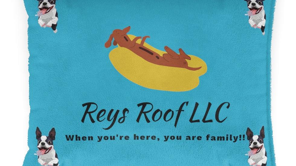 Reys Roof Pet Bed