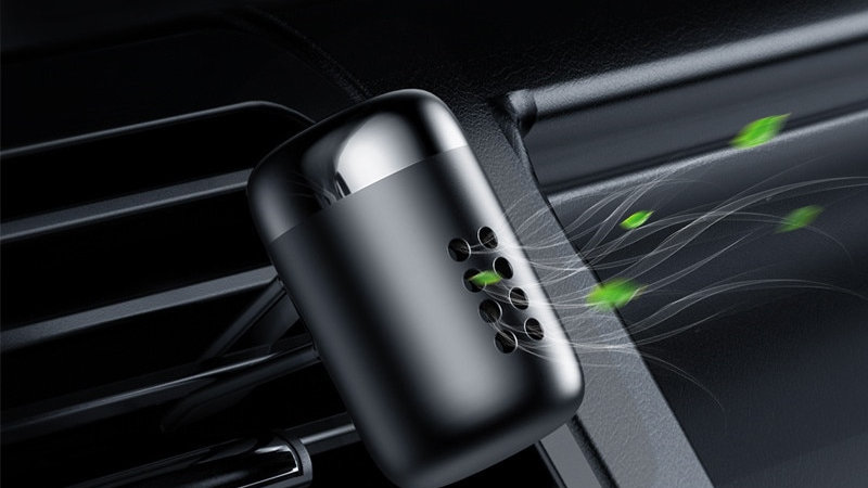 Baseus Metal Car Perfume Air Freshener Aromatherapy
