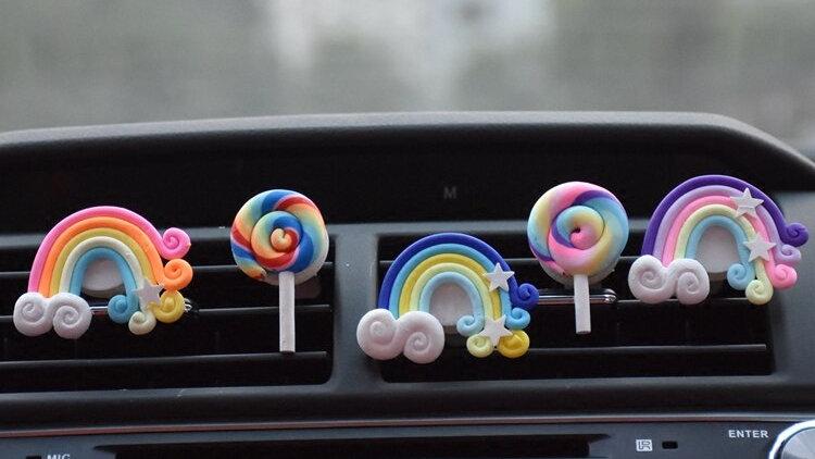 Car Perfumes Cute Cartoon Car Air Freshener