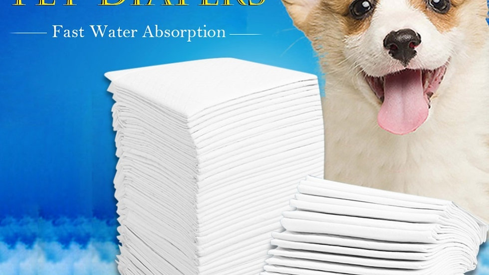 Super Absorbent Pet Dog Training Pee Pad