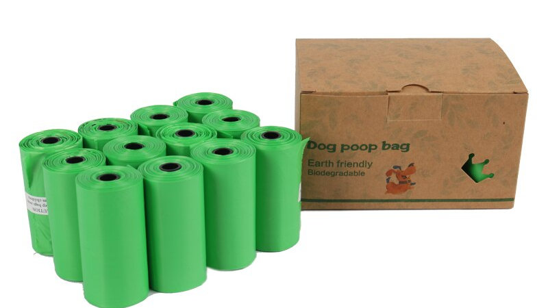 Biodegradable Poop Bags 15 Doggy Bags Per Roll 12roll180pcs