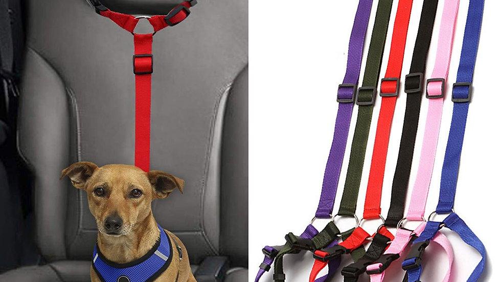 Pet Products Universal Practical Cat Dog Safety Adjustable Car Seat Belt