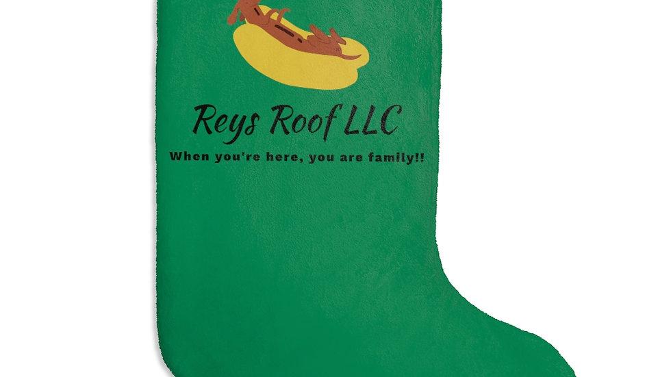 Reys Roof Christmas Stockings